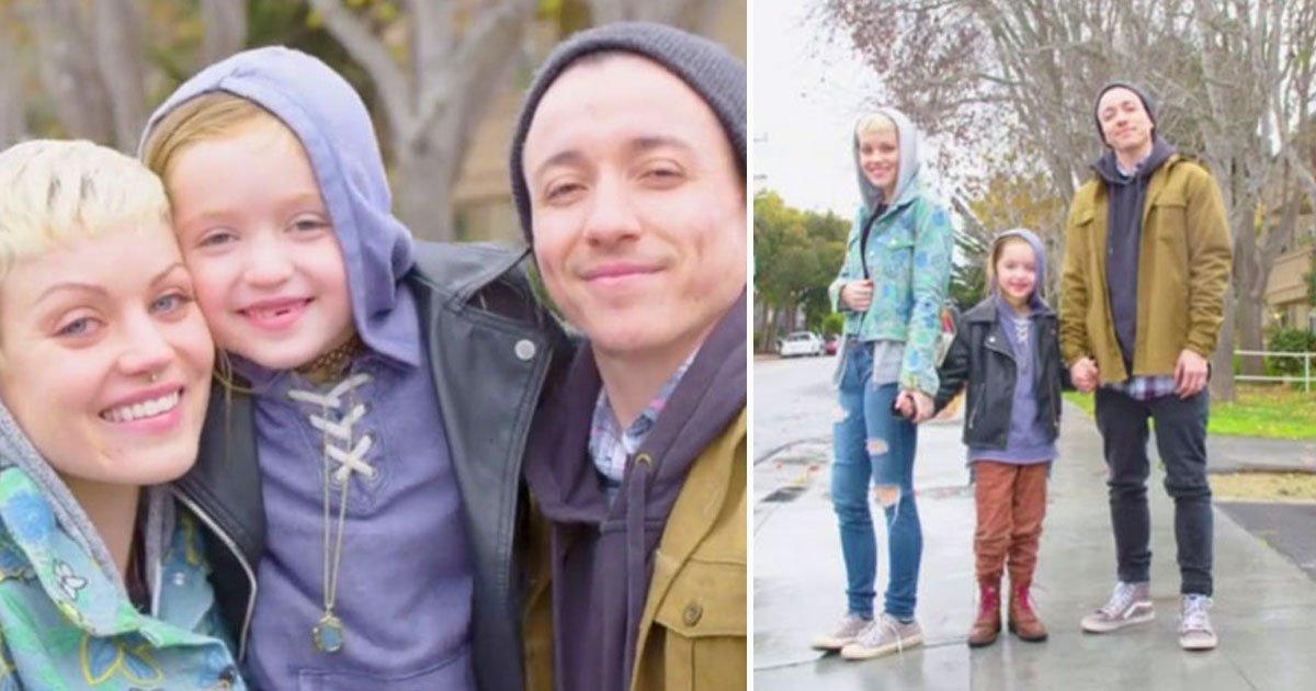 couple raising gender fluid child.jpg?resize=412,232 - Transgender And Non-Binary Couple Raising Their Child As Gender Fluid
