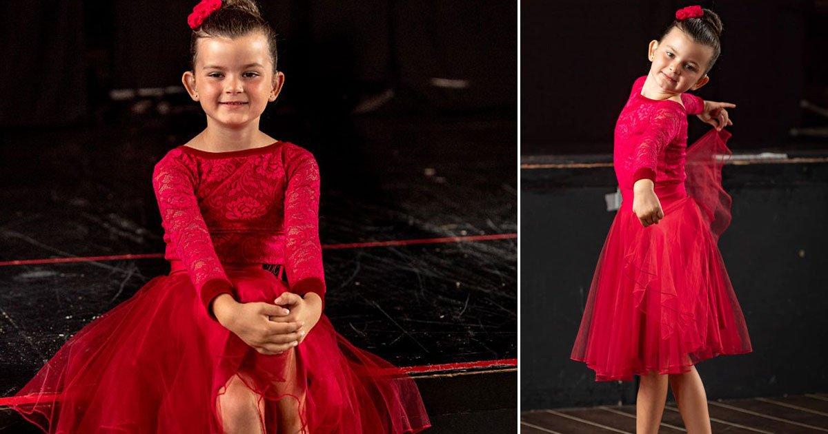 deaf girl ballroom dancer.jpg?resize=412,232 - Deaf Girl Has Become An Award-Winning Ballroom Dancer After Learning Dance Moves From Strictly Come Dancing
