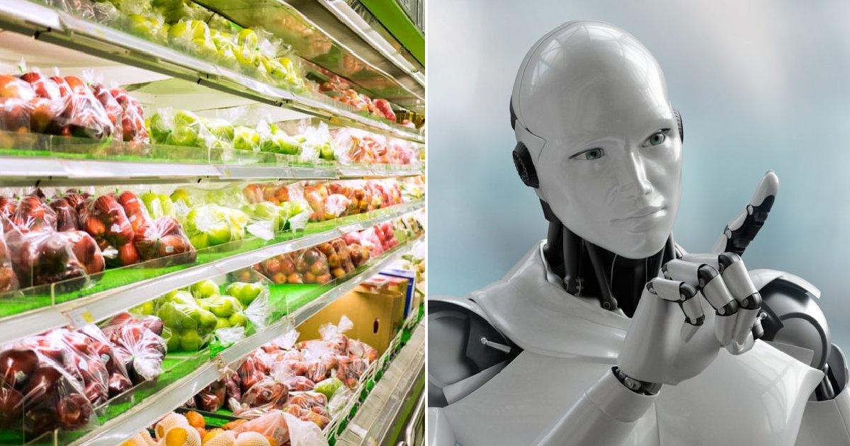eca09cebaaa9 ec9786ec9d8c 59.png?resize=412,232 - '로봇 직원' 채용한 미국 대형 마트....손님들과 직원들이 거부감 드러낸 충격적인 이유