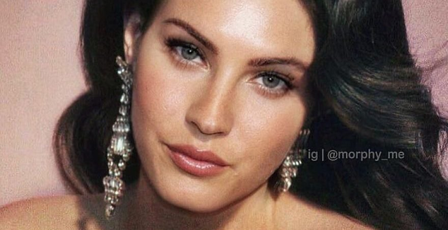 french artist combines the images of two celebrities in one and the result is perfect 5cad93aad18a3  880 e1564819871229.jpg?resize=412,275 - 30 Attractive Visual Created By Merging Different Faces Of Celebrities
