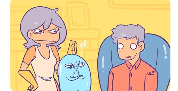 funny comics randomphilia according to devin bosco le 231 5c93b03e32320  700 e1565857431893.jpg?resize=1200,630 - 35 Fun 'According To Devin' Comics By Devin Le