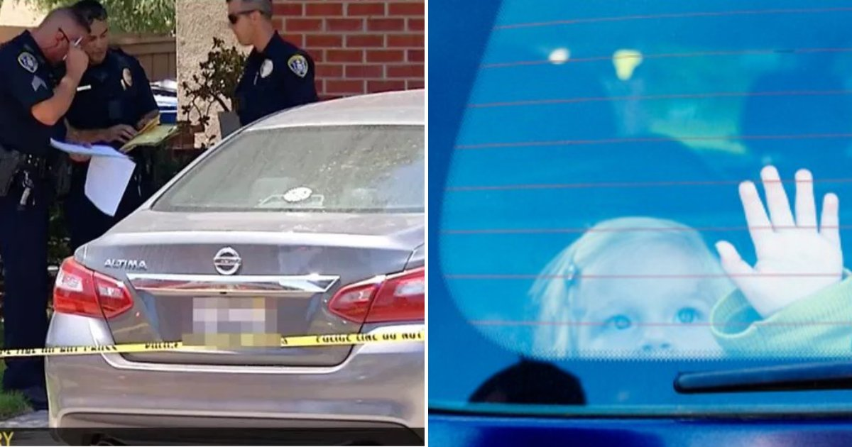 girl5.png?resize=1200,630 - Two-Year-Old Girl Passed Away In Hot Car While Her Mother Took A Midday Nap