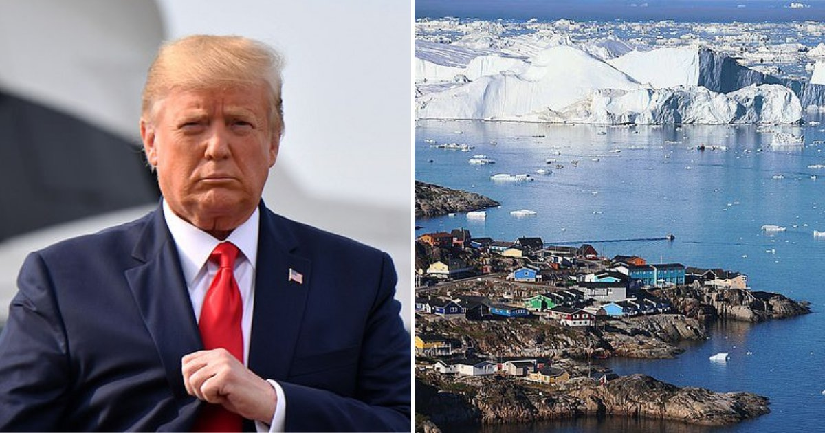 greenland5.png?resize=1200,630 - President Donald Trump Shows Strong Interest In Purchasing Greenland From Denmark