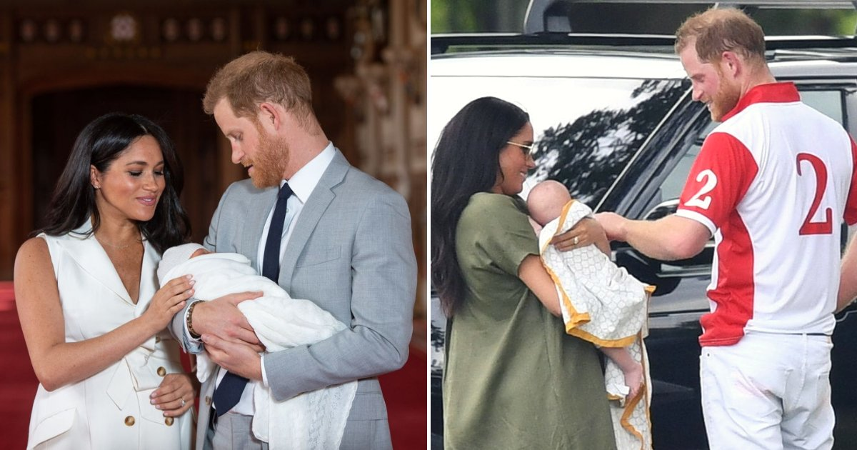13++ Harry And Meghan Children