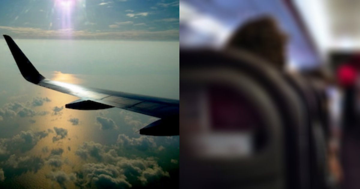 hikouki.png?resize=1200,630 - 飛行機の機内で女児が呼吸困難を起こすも医者がいない!客室乗務員の「とっさの行動」に称賛の嵐