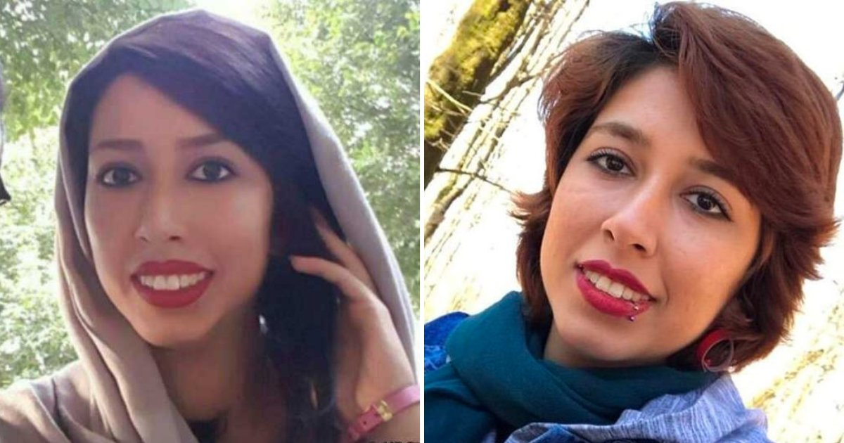 iran5.png?resize=1200,630 - 20-Year-Old Woman Jailed For A Total Of 24 Years For Removing Headscarf In Iran