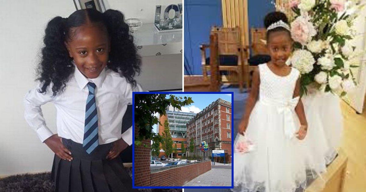 kaysiah5.png?resize=412,232 - Une fillette de 5 ans est décédée quatre jours après avoir été diagnostiquée avec une gastroentérite virale