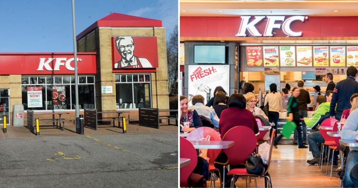 """kfc2.png?resize=412,232 - Une cliente de KFC furieuse partage des photos de viande de poulet CRUE et déclare que le restaurant """"a ignoré sa plainte"""""""