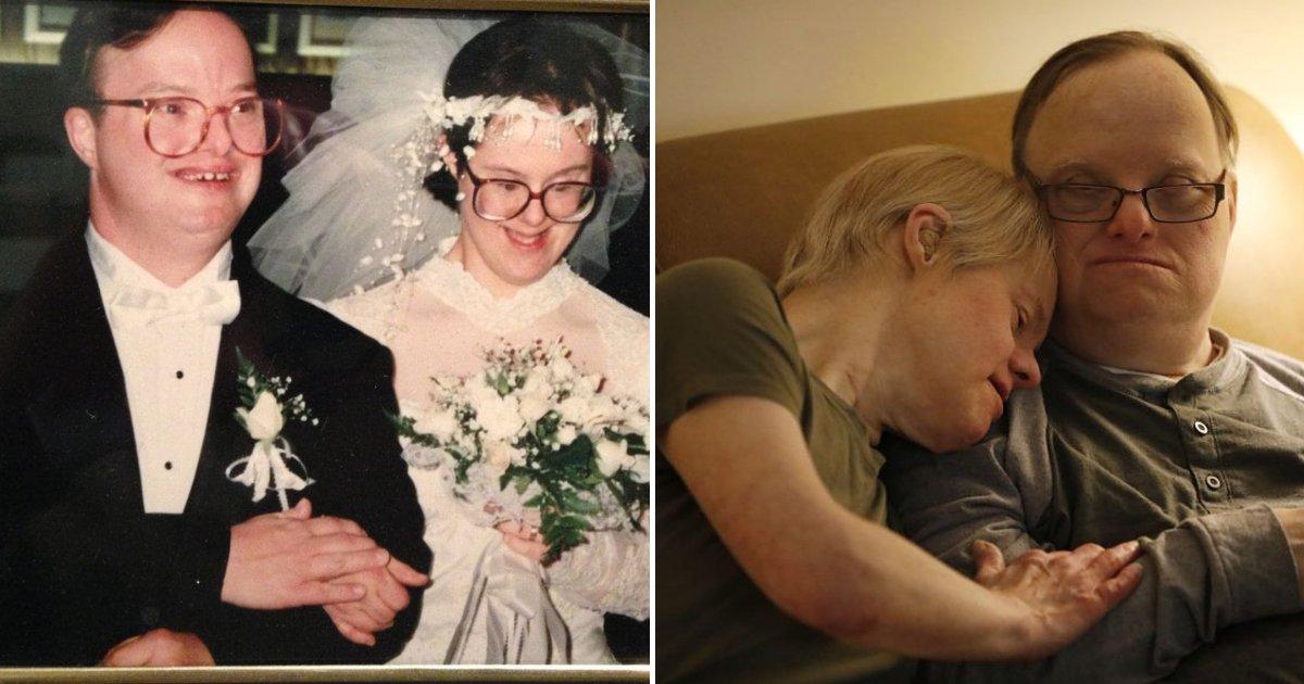 kris5.png?resize=412,232 - Une veuve atteinte de trisomie rend hommage à son mari décédé