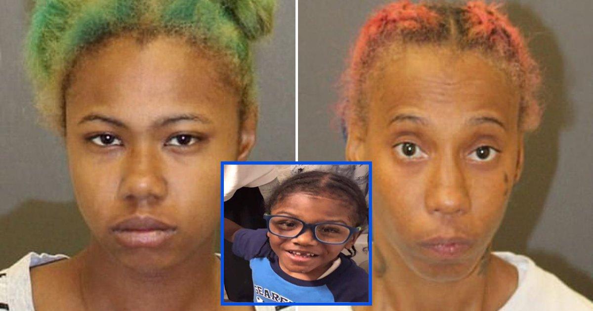 malachi2.png?resize=412,232 - Une mère et sa partenaire sont arrêtées après avoir mis leur fils de 4 ans dans un bain chaud