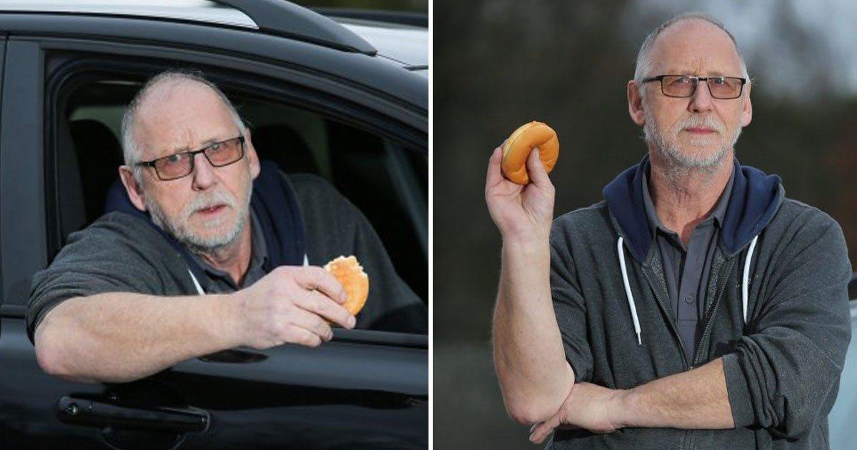 man fined throwing mcmuffin.jpg?resize=412,232 - Man Fined £50 For Throwing McMuffin To Seagulls From His Car Window