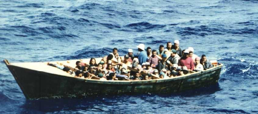migrants.jpg?resize=412,232 - 30 réfugiés, qui étaient bloqués sur le navire Gregoretti, vont être accueillis par la France