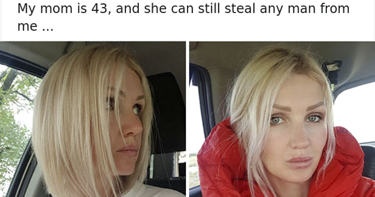mother.png?resize=412,232 - Daughter Just Wanted To Share How Good Her Mom Looks, Accidentally Started A Beauty Contest