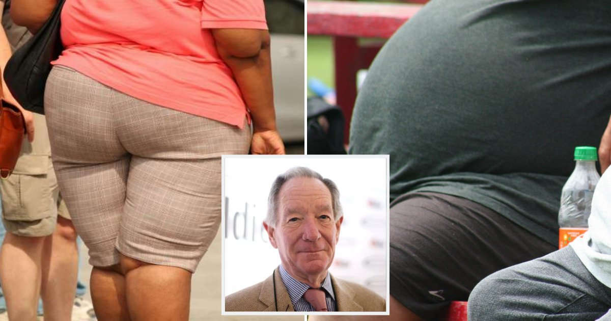 obese3.png?resize=412,232 - Veteran News Presenter Says Let Obese People Suffer To Save Money, Adding They Are 'Weak, Not Ill'