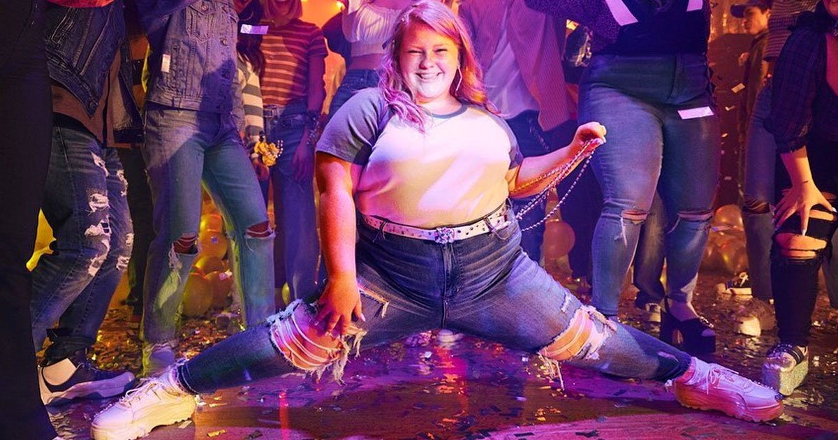 plus size dancer.jpg?resize=412,232 - Plus-Size Teen Dancer Taking The Dance World By Storm