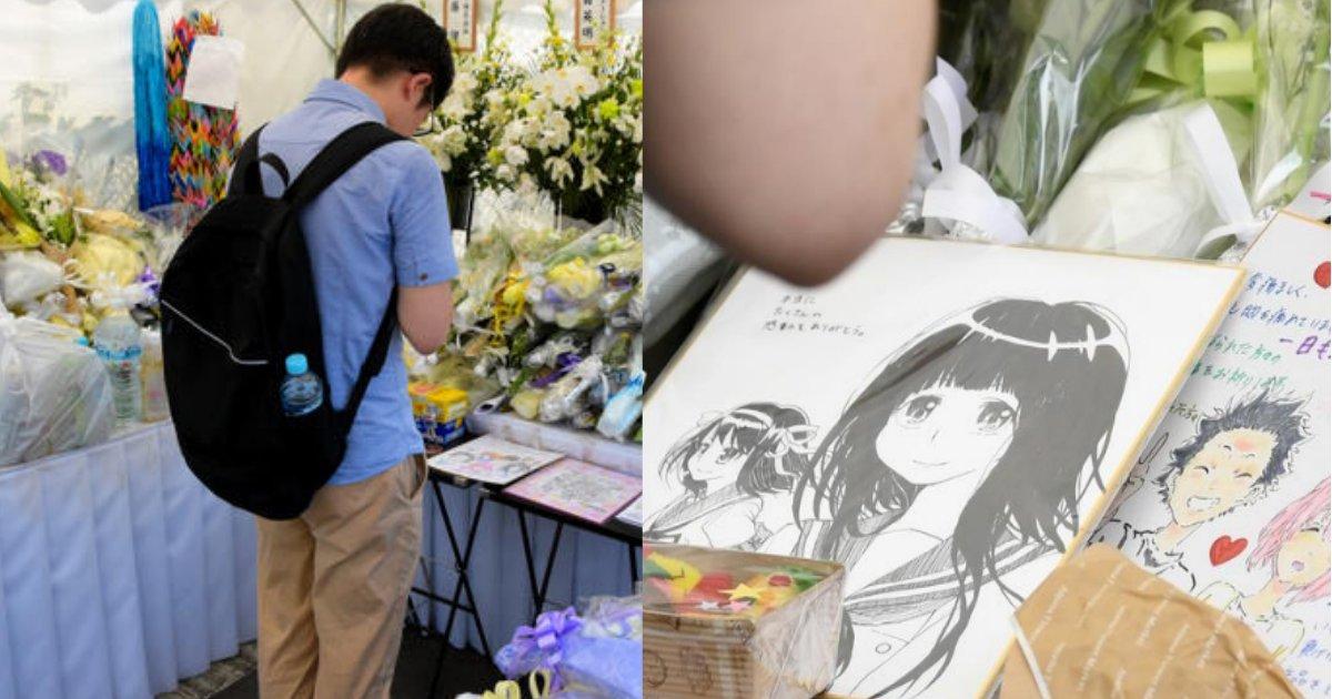 pray.png?resize=1200,630 - 日韓関係の悪化も京アニ被害者を悼む韓国ファン「日本が好きです」