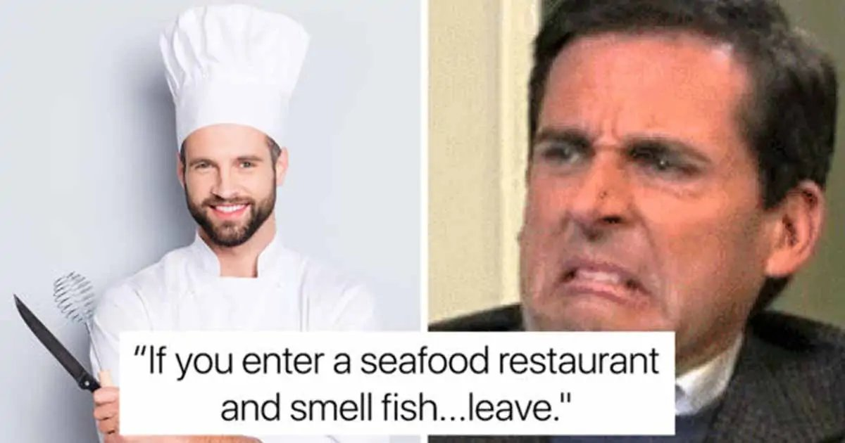 real chef.jpeg?resize=412,232 - Real Chefs Reveal 30 Restaurant Red Flags For You To Look Out For