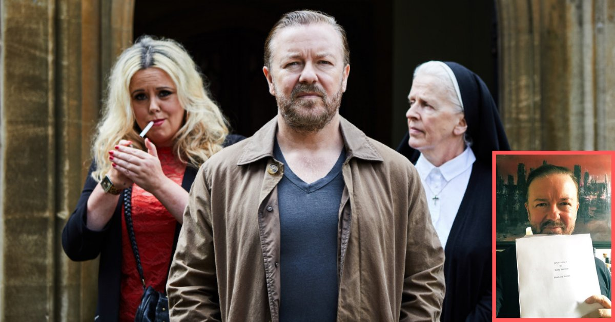 s 1.png?resize=412,232 - After Life 2's Script is All Prepared and Ready, Confirms Ricky Gervais