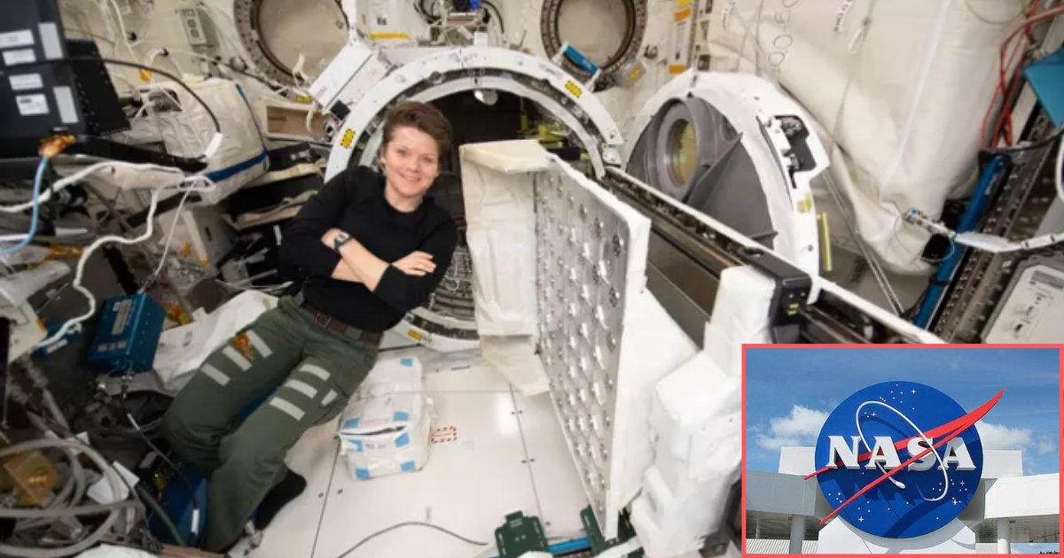 s 5 7.png?resize=1200,630 - NASA Astronaut Got Investigated As She Has Been Accused of Accessing Her Wife's Bank Account from Space