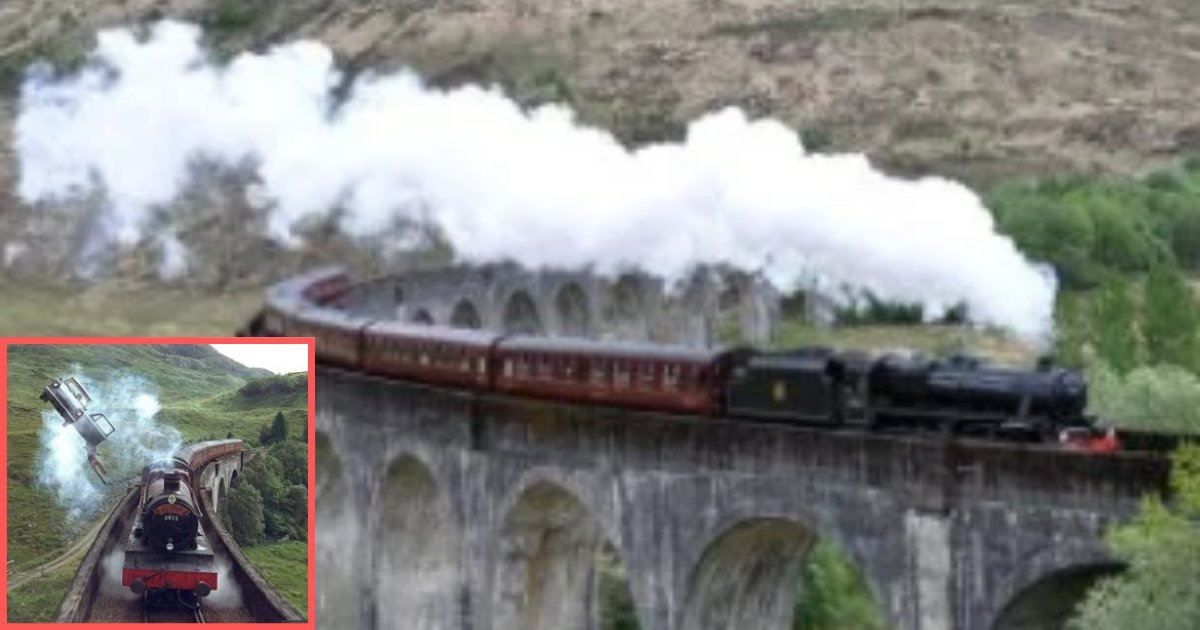 s6 7.png?resize=1200,630 - You May Not Have Received Your Letter to Hogwarts But You Can Still Travel on the Train That Took Harry to His Wizard Life