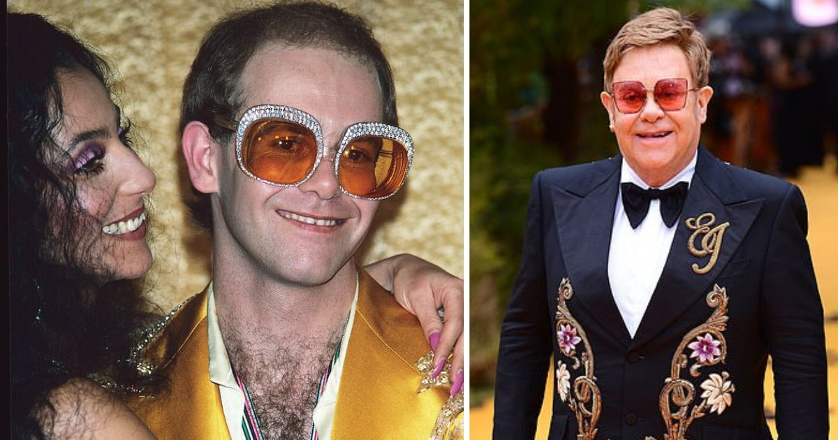 s6.png?resize=1200,630 - Sir Elton John, The Pop Star Celebrates His 29 Years of Sobriety From Drug Abuse