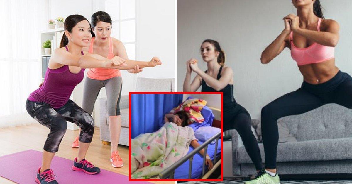 squats5.png?resize=412,232 - Deux amies son hospitalisés après s'être lancé le défi de faire 1 000 squats