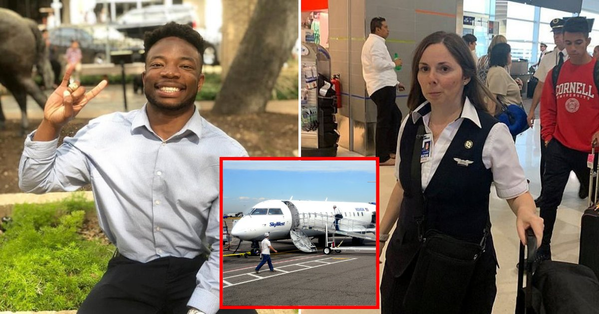 tayo5.png?resize=732,290 - Flight Attendant Removed From Plane After Refusing To Accommodate Passenger With Special Needs