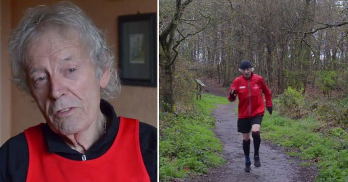 uk oldest runner.jpg?resize=412,232 - 80-Year-Old Army Veteran To Complete For England At Simplyhealth Great Birmingham Run