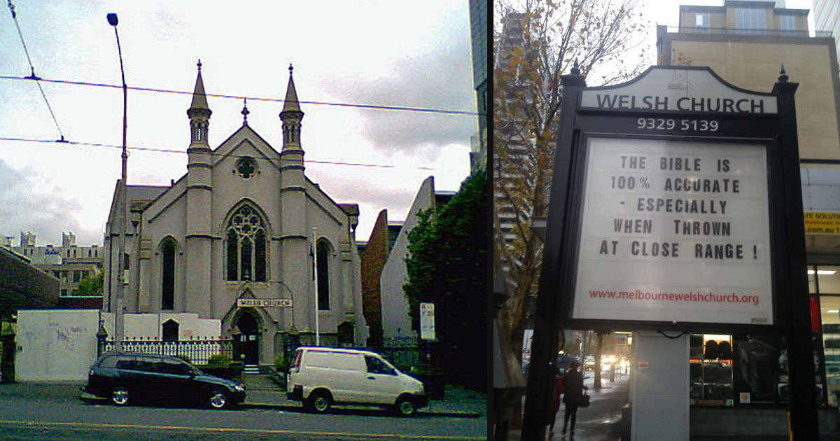 untitled 1 14.jpg?resize=412,232 - This Church's Hilariously Creative Signs Made People Laugh