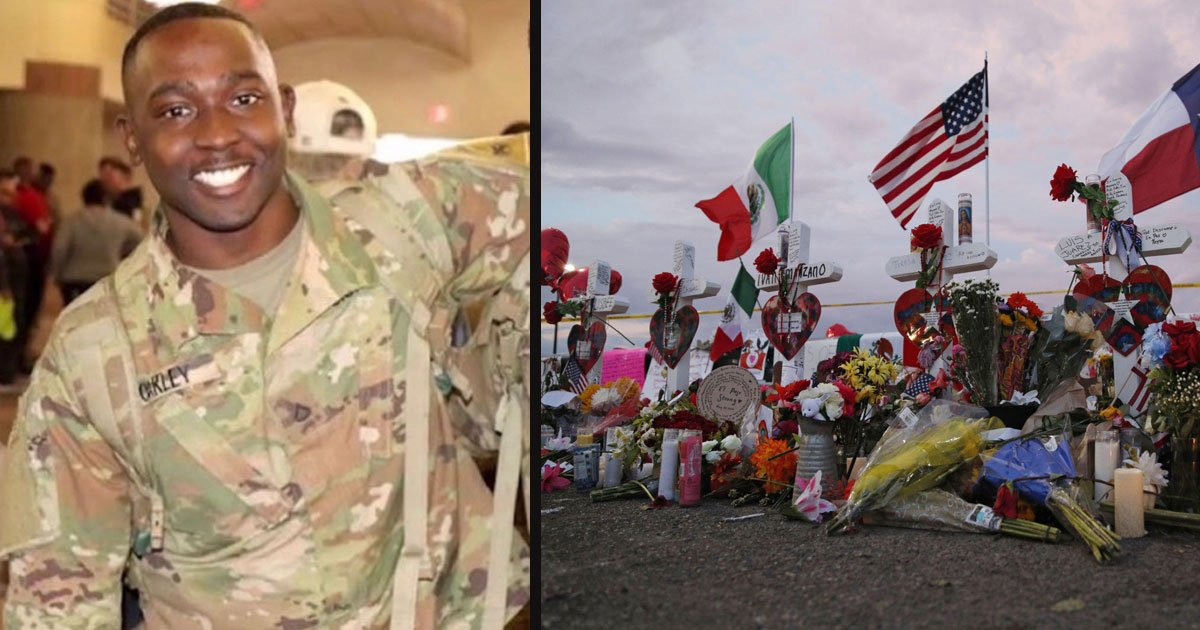 """untitled 1 26.jpg?resize=412,232 - A Soldier Refused Praise For Saving Lives In El Paso Shooting: """"That Is What The Military Has Taught Me To Do"""""""