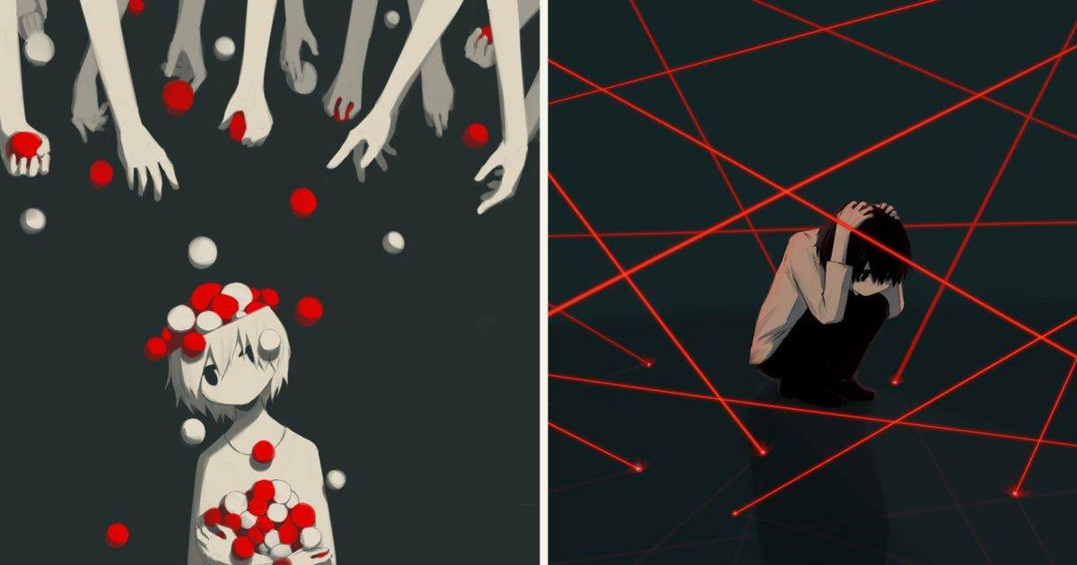untitled 1 74.jpg?resize=412,232 - Ces illustrations montrent des émotions difficiles à expliquer avec des mots