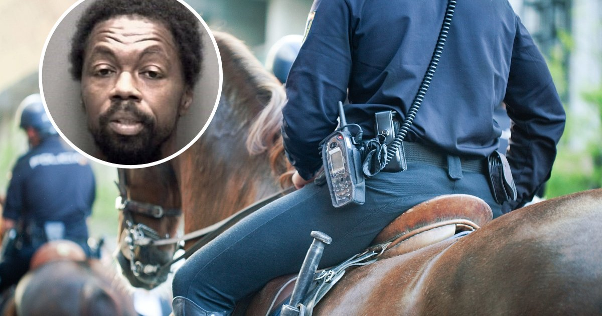 untitled design 18.png?resize=412,232 - People Furious After Cops On Horses Pulled Homeless Man Through The Streets By Rope