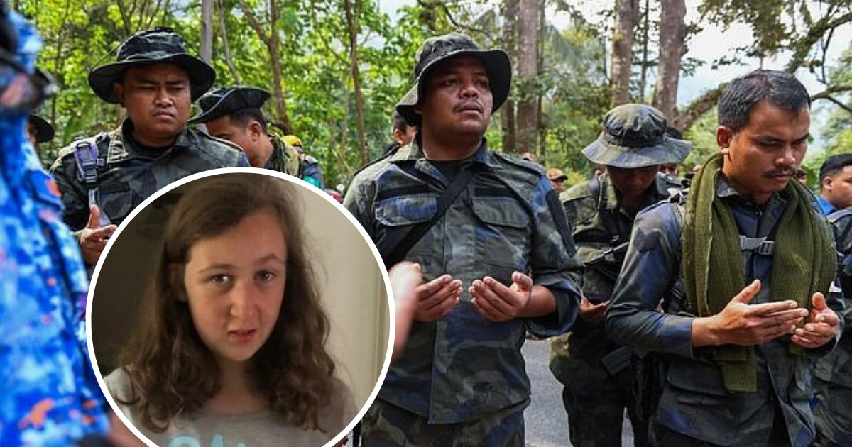 untitled design 29.png?resize=300,169 - Police Claim 'Jungle Spirits' Could Be Involved In The Disappearance Of 15-Year-Old Nora Quoirin