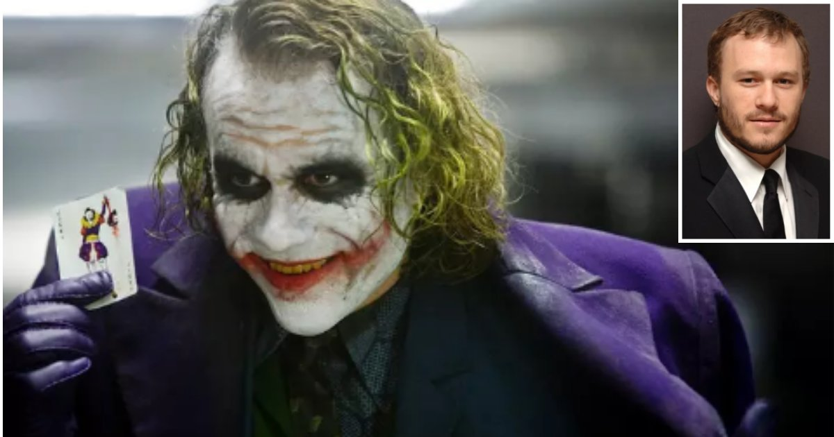 untitled design 7 15.png?resize=300,169 - Heath Ledger, qui interprétait le personnage épique du Joker, a joué la scène la plus emblématique des 21 dernières années