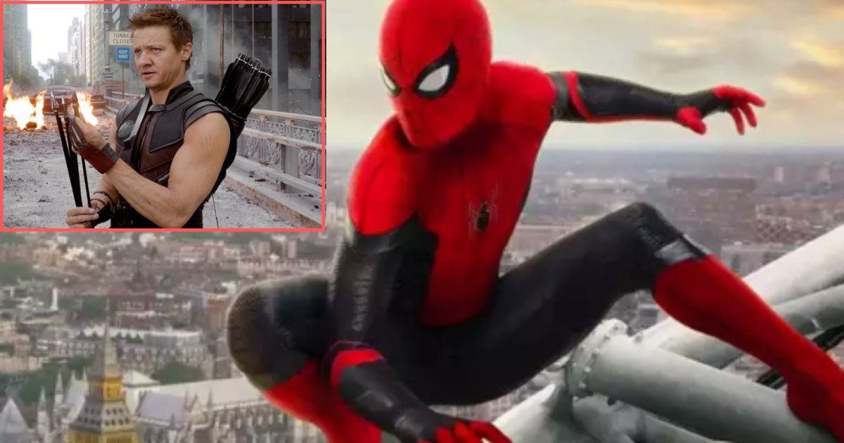 untitled design 7 16.png?resize=412,232 - Fans All Over the World Including Hawkeye Jeremy Renner Have Demanded for Spiderman's Return to the MCU