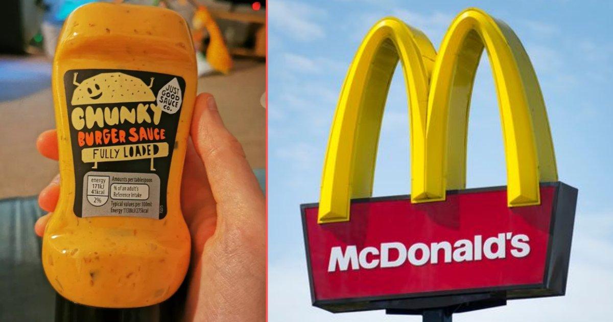 untitled design 7 30.png?resize=1200,630 - Aldi's Burger Sauce Tastes Strikingly Similar To McDonald's Big Mac Sauce