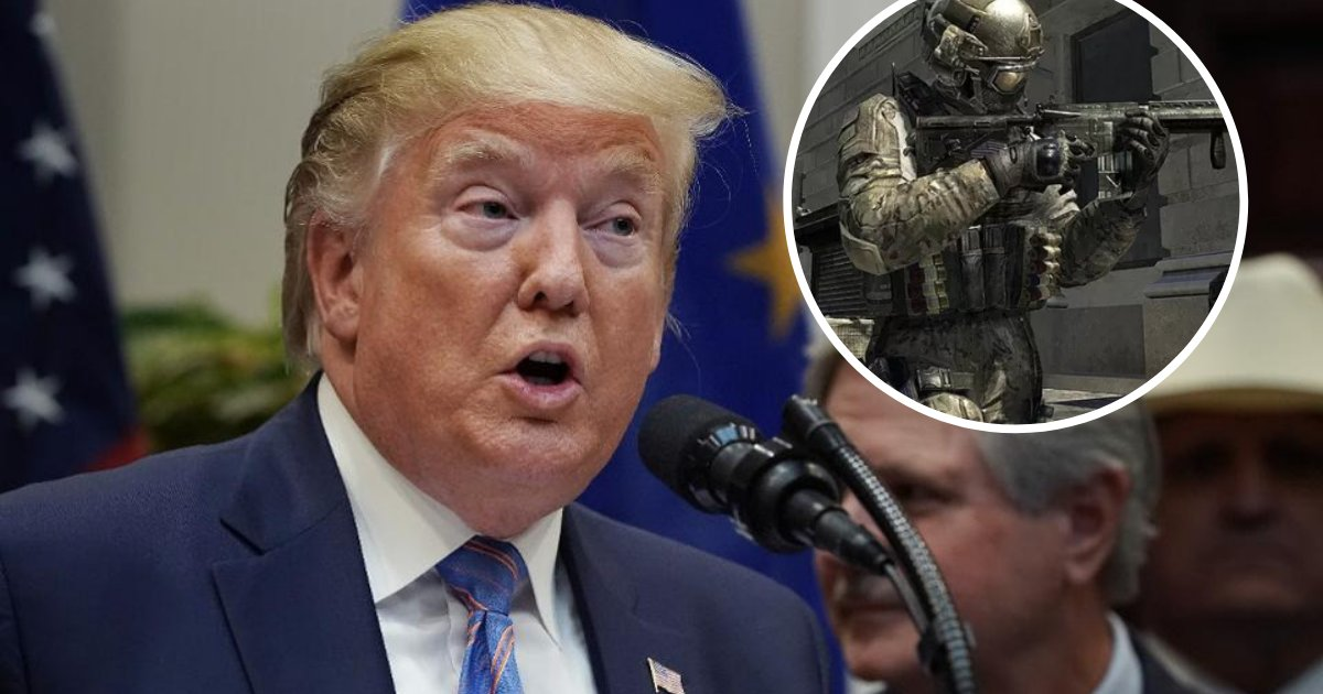 untitled design 7.png?resize=412,232 - Donald Trump Blamed Violent Video Games And Mental Illness For Recent Mass Shootings