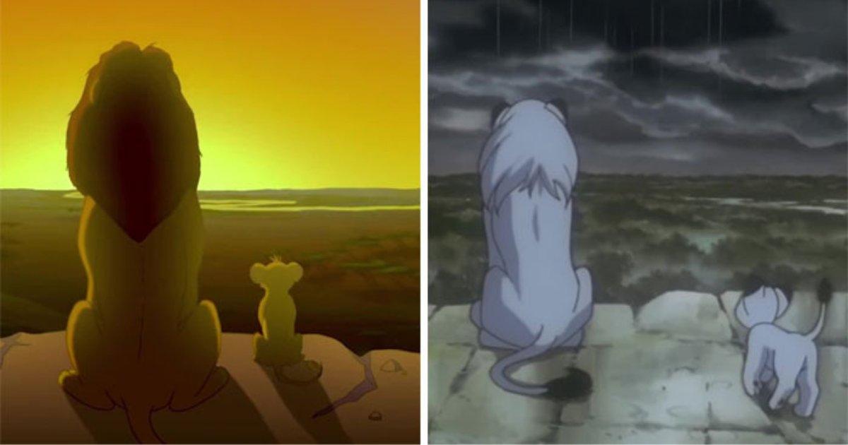 """untitled design 75 1.png?resize=300,169 - Disney accusé d'avoir copié l'idée du """"Roi Lion"""" dans """"Kimba le Lion Blanc"""""""