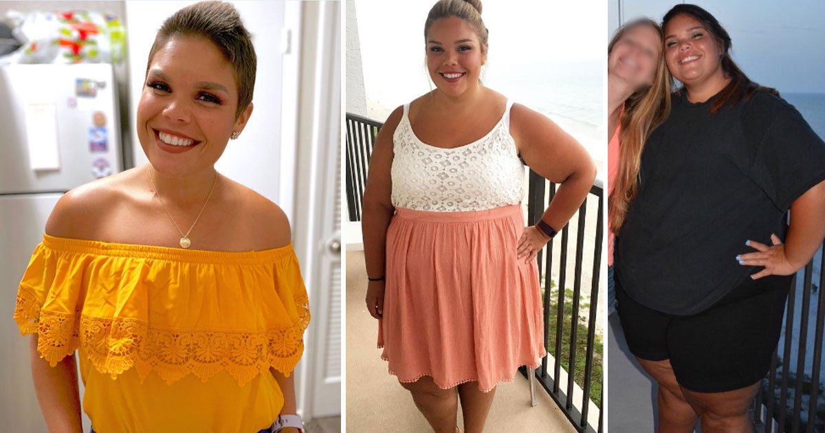 woman lost 170lbs.jpg?resize=300,169 - Woman - Who Weighed 320 Pounds - Has Lost 170lbs In One And A Half Year