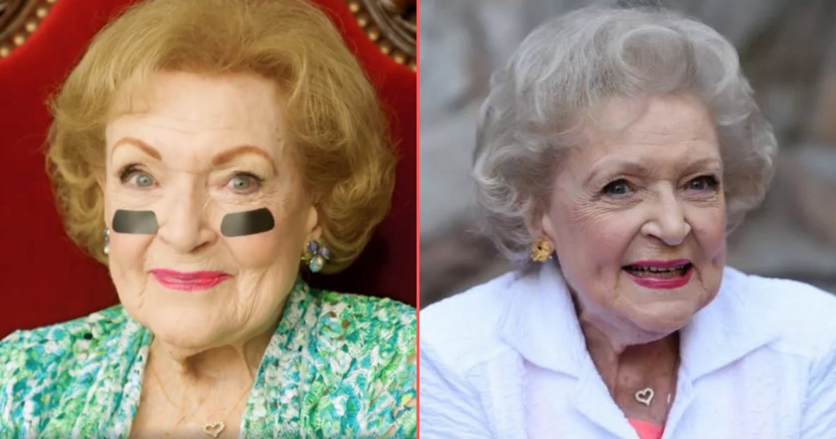 y6 13.png?resize=412,232 - Excited Betty White, 97 Thinks She Is A Lot Cooler Than The NFL's 100th Kickoff