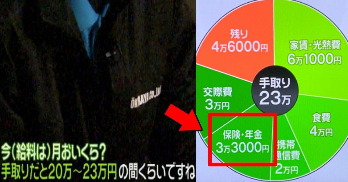 zero.png?resize=1200,630 - news zeroで紹介された手取り23万円の男性の支出の内訳に違和感?ブラック企業説浮上!
