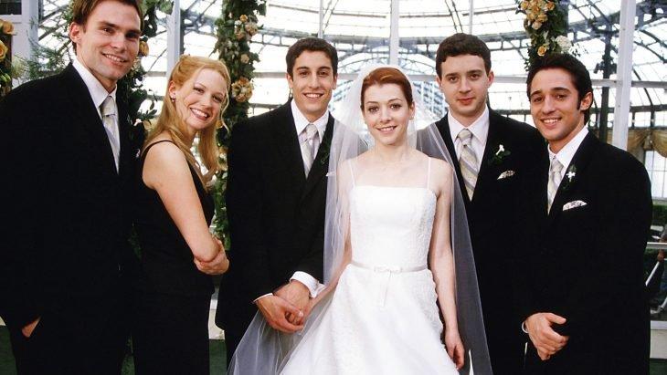 Imagen de la película American Pie. La boda