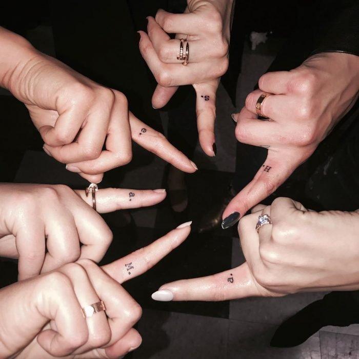 Tatuajes que se hicieron las chicas del elenco de pretty little liars
