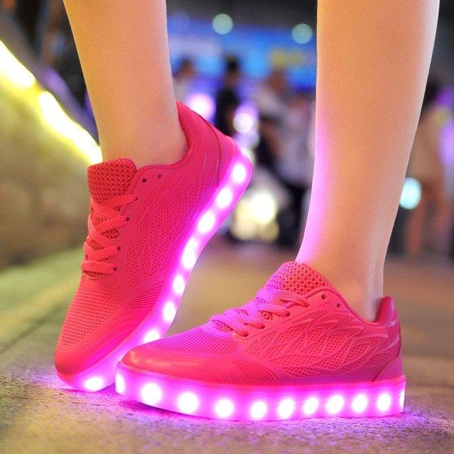 Resultado de imagen de Zapatos neon