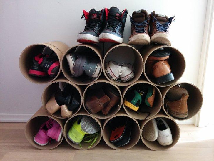15+Maneiras inteligentes para ajudar naorganização desua casa