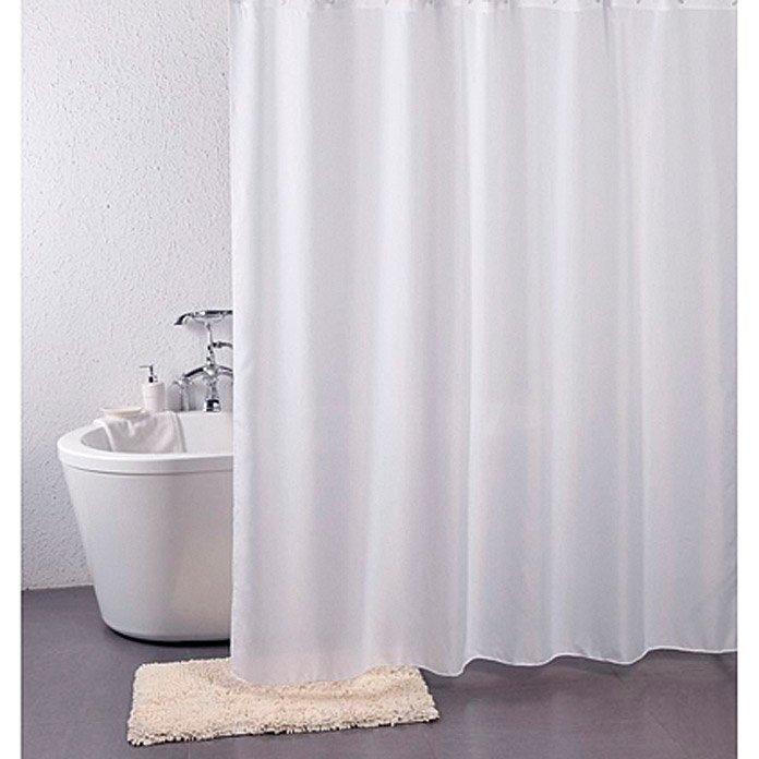 Resultado de imagen de Cortinas de baño limpias.