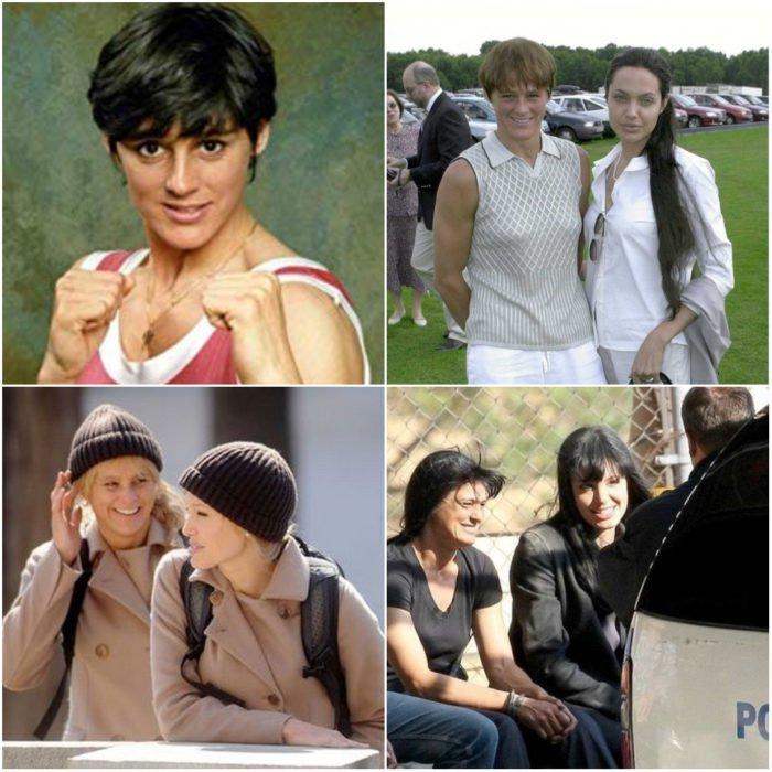 Eunice Huthart doble de acción de Angelina Jolie