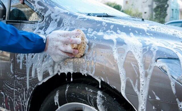 Resultado de imagen de lavar auto