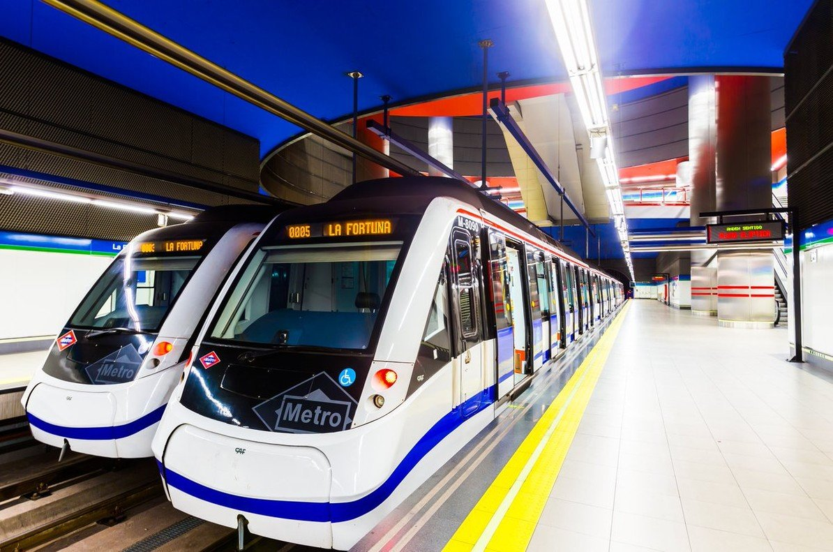 Resultado de imagen de metro