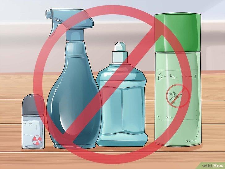 Resultado de imagen de evita productos contaminantes